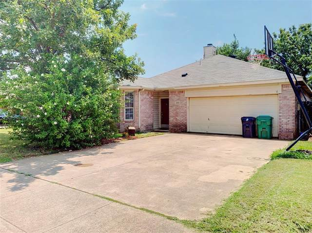 2404 Wildwood Lane, Denton, TX 76210 (MLS #14623478) :: Rafter H Realty