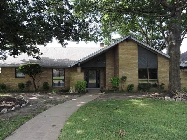 342 Partridge Run Drive, Duncanville, TX 75137 (MLS #14623483) :: The Hornburg Real Estate Group