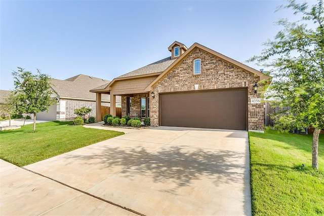 4356 Sweet Clover Lane, Fort Worth, TX 76036 (MLS #14623516) :: Rafter H Realty