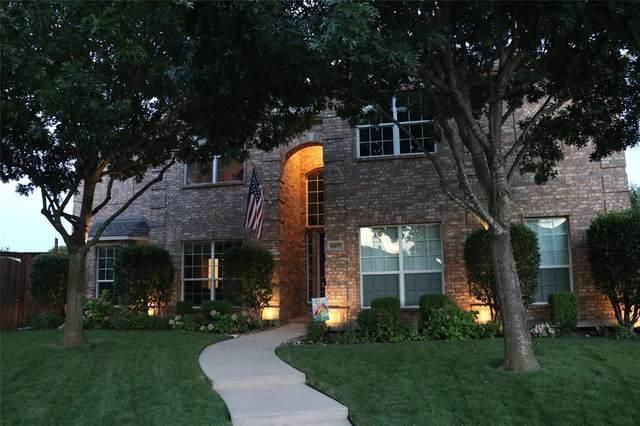 10497 Chantry Lane, Frisco, TX 75035 (MLS #14623517) :: Maegan Brest   Keller Williams Realty