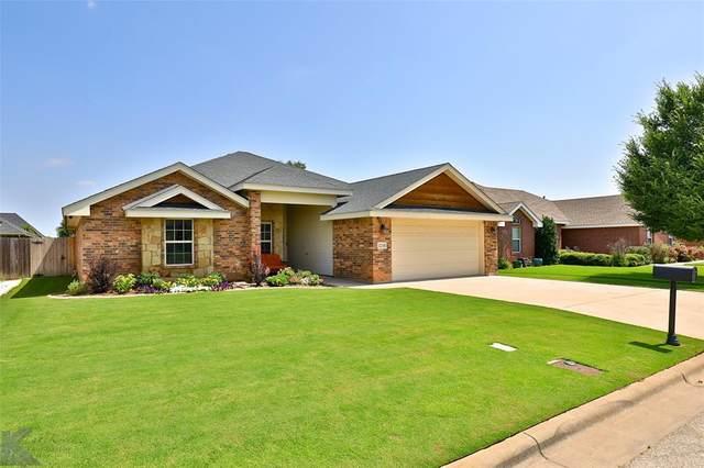 1234 Briar Cliff Path, Abilene, TX 79602 (MLS #14623530) :: Rafter H Realty
