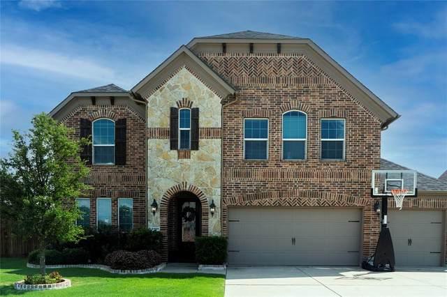 3101 Bridgewater Drive, Little Elm, TX 75068 (MLS #14623531) :: Maegan Brest | Keller Williams Realty