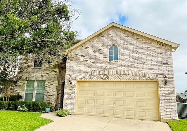 3417 Medlin Ranch Road, Fort Worth, TX 76262 (MLS #14623536) :: Rafter H Realty
