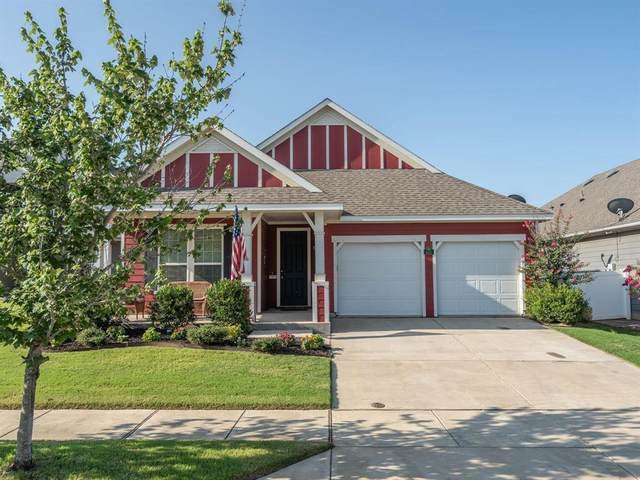 9232 Benevolent Court, Providence Village, TX 76227 (MLS #14623562) :: Rafter H Realty