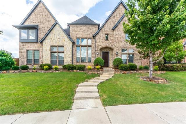 5929 Beacon Hill Drive, Frisco, TX 75036 (MLS #14623565) :: Wood Real Estate Group