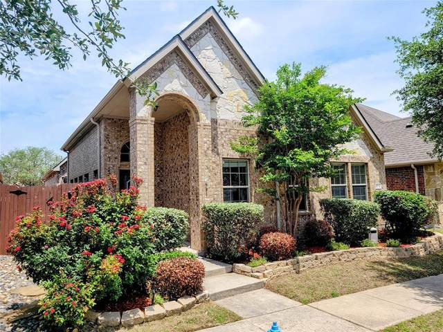 5712 Silver Buckle Drive, Mckinney, TX 75070 (MLS #14623575) :: Rafter H Realty