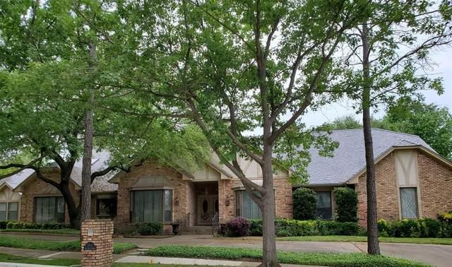 3917 Fox Glen Drive, Irving, TX 75062 (MLS #14623602) :: Wood Real Estate Group