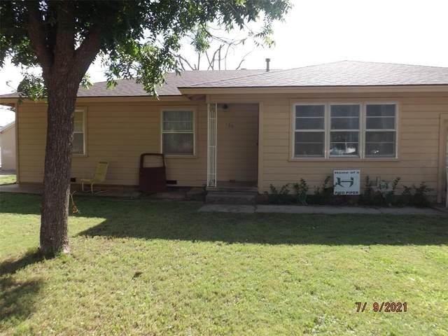 136 NW Avenue F, Hamlin, TX 79520 (MLS #14623624) :: The Krissy Mireles Team