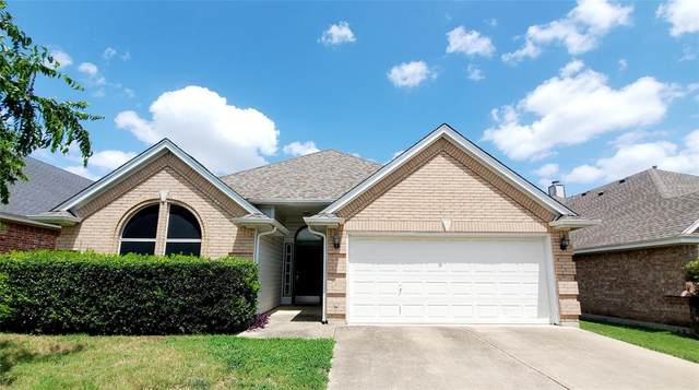 6501 Stockton Drive, Fort Worth, TX 76132 (MLS #14623632) :: Wood Real Estate Group