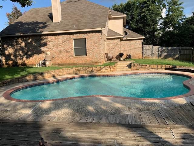 5404 Bradley Lane, Arlington, TX 76017 (MLS #14623636) :: Wood Real Estate Group