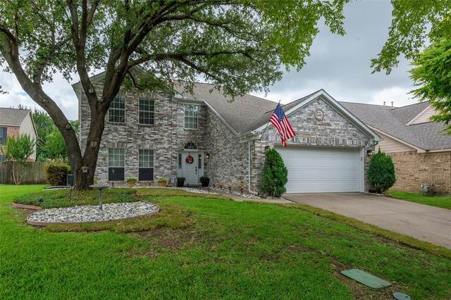 7454 Point Reyes Drive, Fort Worth, TX 76137 (MLS #14623656) :: Rafter H Realty