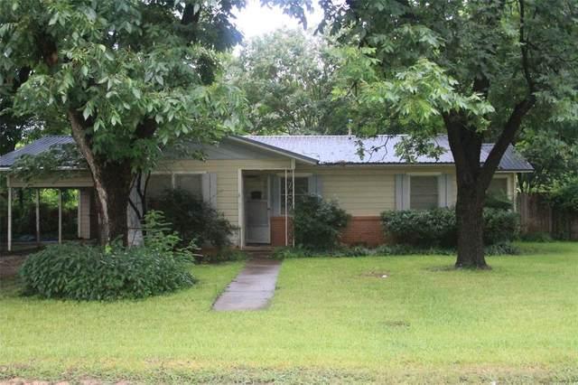 1404 W Pecan Street, San Saba, TX 76877 (MLS #14623679) :: Real Estate By Design