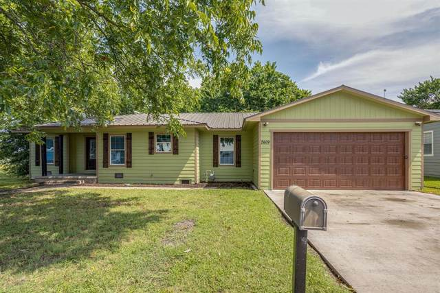 2609 Horne Circle, Caddo Mills, TX 75135 (MLS #14623698) :: The Krissy Mireles Team