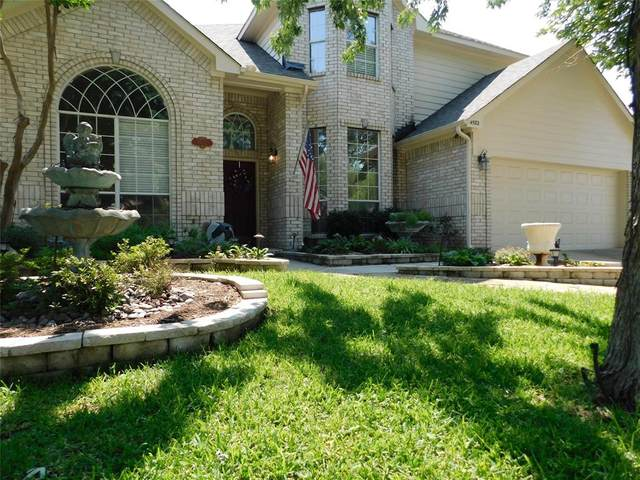 4522 Rosemont Avenue, Grand Prairie, TX 75052 (MLS #14623702) :: Real Estate By Design