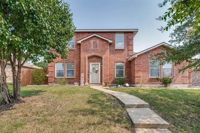 1402 Lonesome Dove Trail, Wylie, TX 75098 (MLS #14623746) :: The Great Home Team