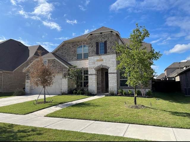 11048 Villita Street, Frisco, TX 75035 (MLS #14623753) :: The Daniel Team