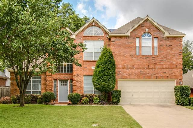 504 Coventry Drive, Grapevine, TX 76051 (MLS #14623756) :: The Great Home Team