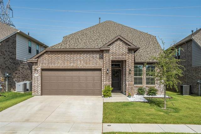 14613 Martin Creek Cove, Fort Worth, TX 76262 (MLS #14623762) :: Rafter H Realty