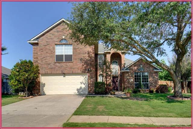 8121 Chamizal Drive, Fort Worth, TX 76137 (MLS #14623770) :: Wood Real Estate Group