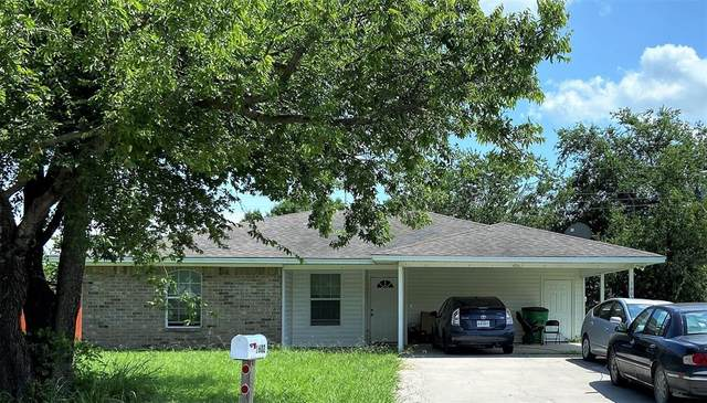 1602 Moss Street, Gainesville, TX 76240 (MLS #14623774) :: The Chad Smith Team
