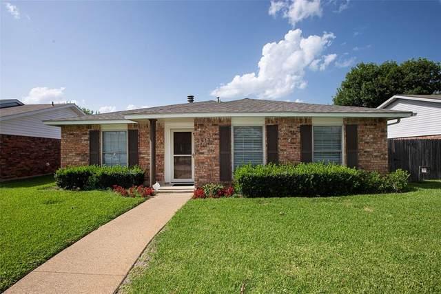 2913 Cotton Gum Road, Garland, TX 75044 (MLS #14623794) :: Wood Real Estate Group
