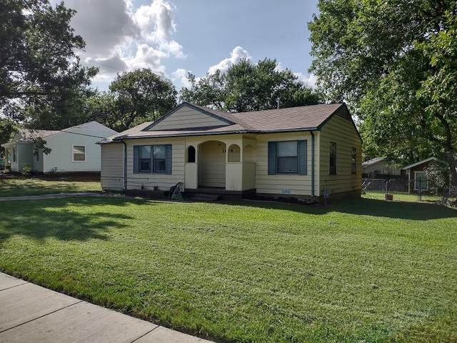 1604 Biggs Terrace, Arlington, TX 76010 (MLS #14623807) :: Real Estate By Design