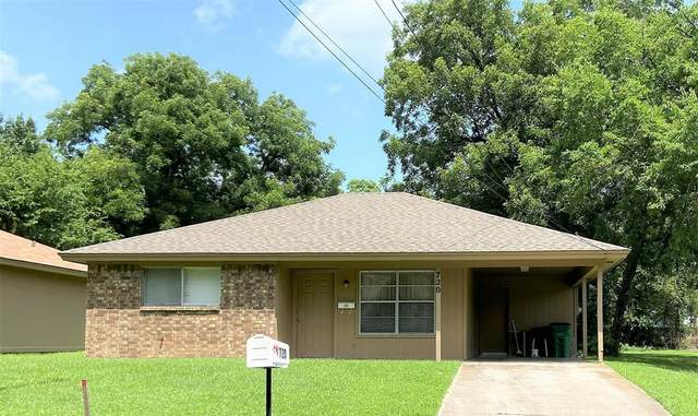 720 N Taylor Street, Gainesville, TX 76240 (MLS #14623808) :: The Chad Smith Team