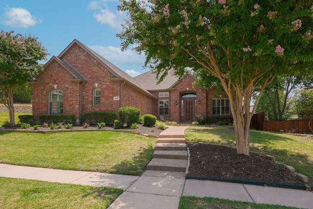 1620 Terrace Drive, Lantana, TX 76226 (MLS #14623819) :: NewHomePrograms.com