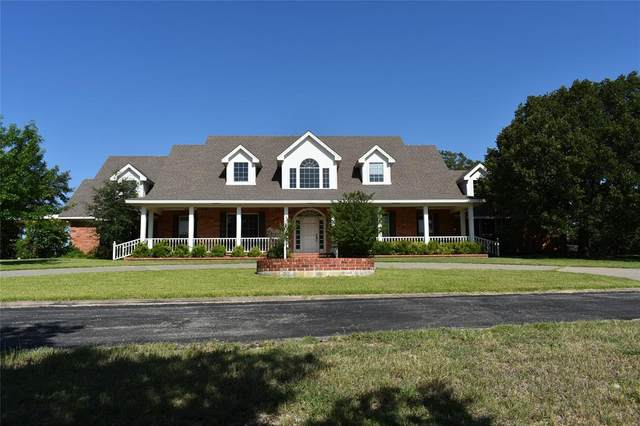 3048 N Greenbrier Road, Nocona, TX 76255 (MLS #14623828) :: Real Estate By Design