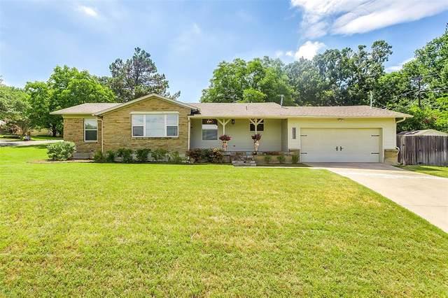 4312 Selkirk Drive, Fort Worth, TX 76109 (MLS #14623835) :: Wood Real Estate Group