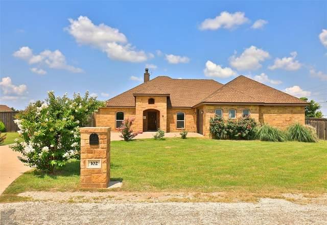 102 Lunar View Drive, Tuscola, TX 79562 (MLS #14623845) :: 1st Choice Realty