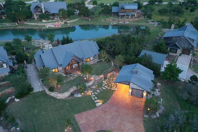 1206 Falls Creek Drive, Graford, TX 76449 (#14623862) :: Homes By Lainie Real Estate Group