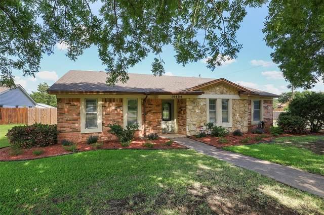 14404 Shoredale Lane, Farmers Branch, TX 75234 (MLS #14623912) :: Rafter H Realty