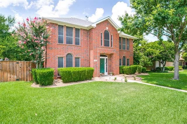 1908 Hidden Trail Drive, Lewisville, TX 75067 (MLS #14623918) :: Wood Real Estate Group