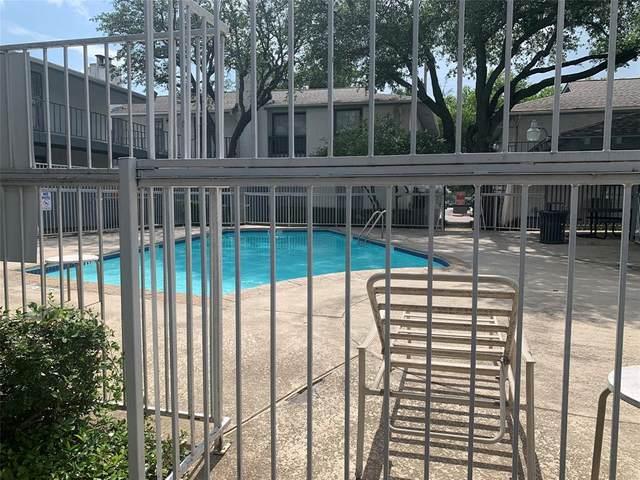 12888 Montfort Drive J 110, Dallas, TX 75230 (MLS #14623937) :: Real Estate By Design