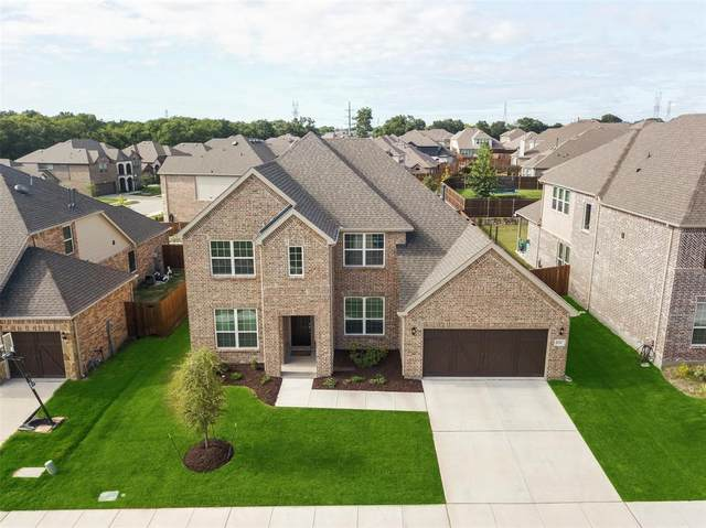 2311 Ray Hubbard Way, Wylie, TX 75098 (MLS #14623969) :: Rafter H Realty
