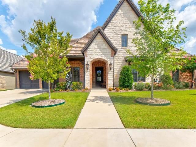 8509 Tierra Court, Benbrook, TX 76126 (MLS #14623978) :: Real Estate By Design