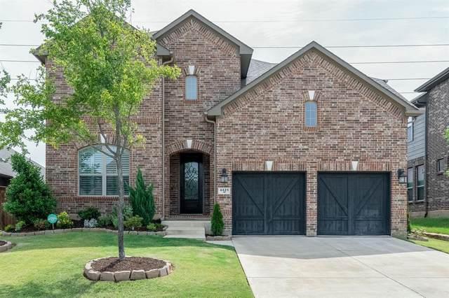 4421 Vineyard Creek Drive, Grapevine, TX 76051 (MLS #14623980) :: The Chad Smith Team