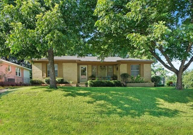 5317 Redbud Lane, Fort Worth, TX 76114 (MLS #14623986) :: Real Estate By Design