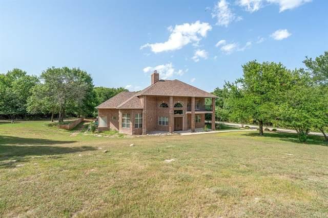 191 E Rio Ridge, Azle, TX 76020 (MLS #14623989) :: Real Estate By Design