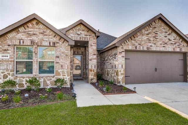 1005 Stage Coach Lane, Princeton, TX 75407 (MLS #14623996) :: Real Estate By Design