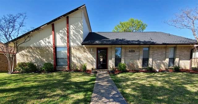 2619 Summertree Drive, Carrollton, TX 75006 (MLS #14624001) :: The Krissy Mireles Team