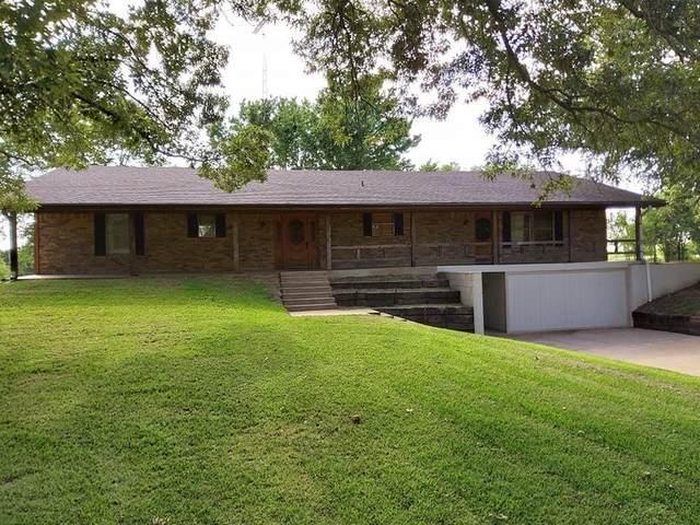 342 County Road 2305, Sulphur Springs, TX 75482 (MLS #14624003) :: Trinity Premier Properties
