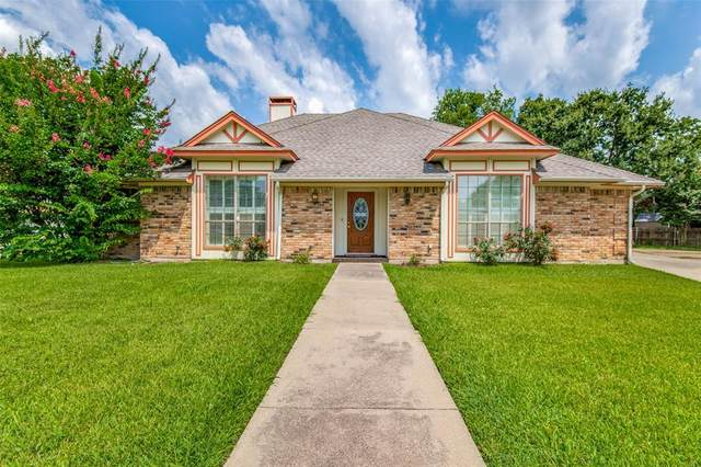 4125 Stagecoach Trail, Irving, TX 75061 (MLS #14624009) :: The Mitchell Group