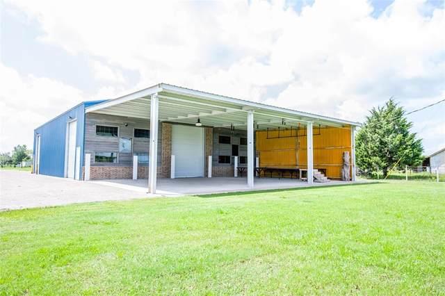 3454 SE County Road 0040, Corsicana, TX 75109 (MLS #14624010) :: RE/MAX Landmark