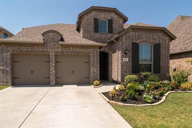 9117 Violet Drive, Lantana, TX 76226 (MLS #14624017) :: The Chad Smith Team