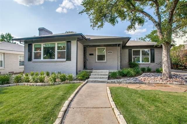 3757 Valley Ridge Road, Dallas, TX 75220 (MLS #14624027) :: The Property Guys