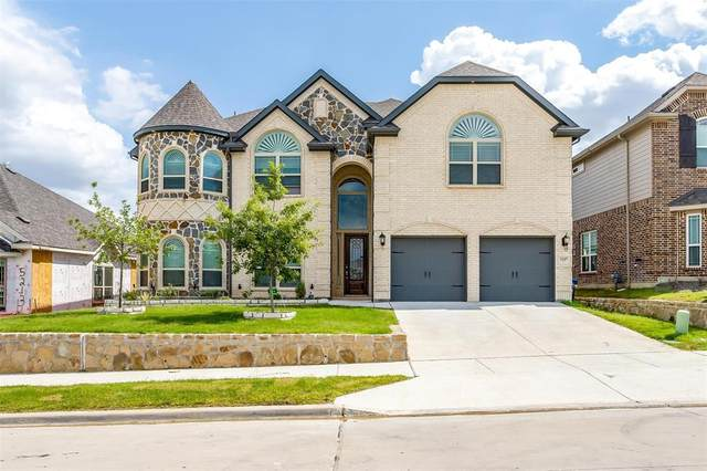 5217 Center Hill Drive, Fort Worth, TX 76179 (MLS #14624038) :: Real Estate By Design