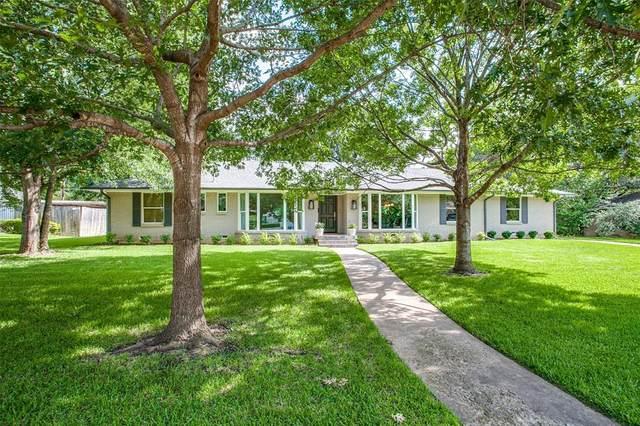 4024 Alta Vista Lane, Dallas, TX 75229 (MLS #14624060) :: Wood Real Estate Group