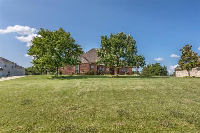 4613 Lake Breeze Drive, Mckinney, TX 75071 (MLS #14624067) :: The Mauelshagen Group
